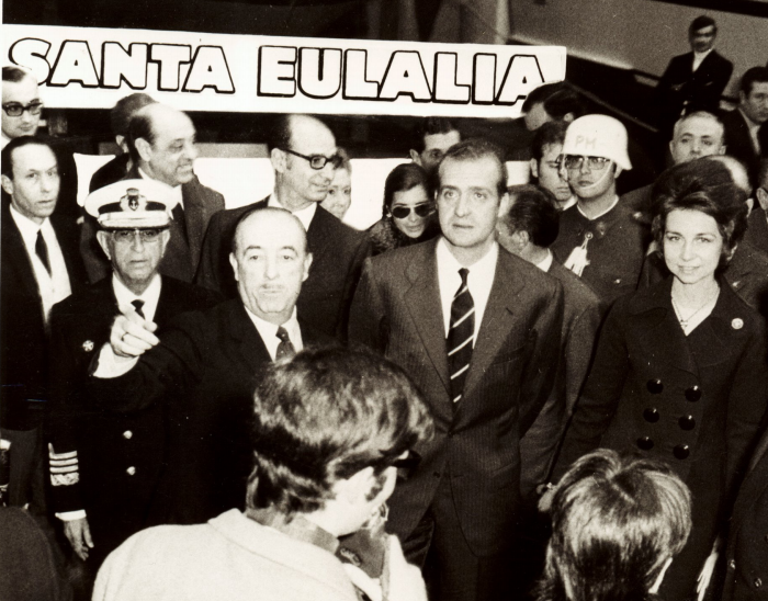 santa eulalia historia
