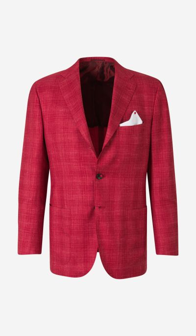 Straight Fit Blazer
