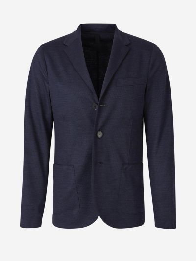 Prince of Wales Checked Blazer