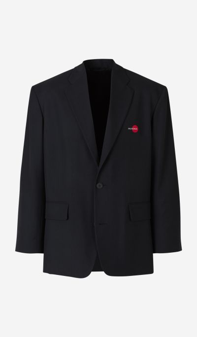 Uniform Logo Suit Jacket
