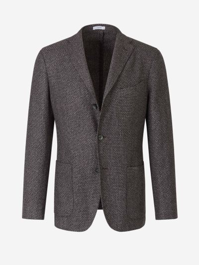 Wool And Linen Blazer