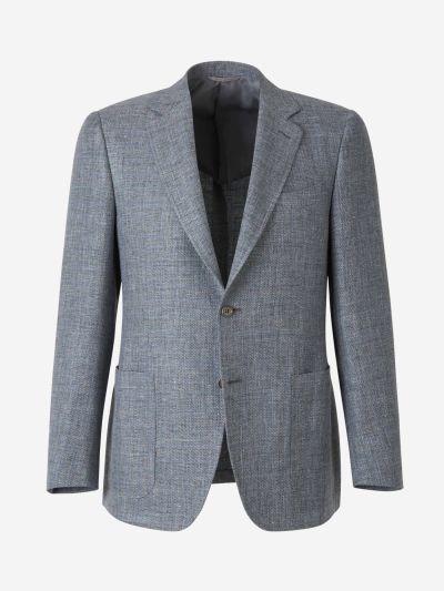 Linen Wool Blazer