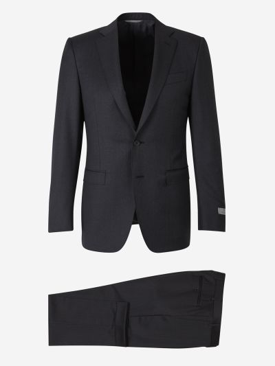 Classic Wool Suit