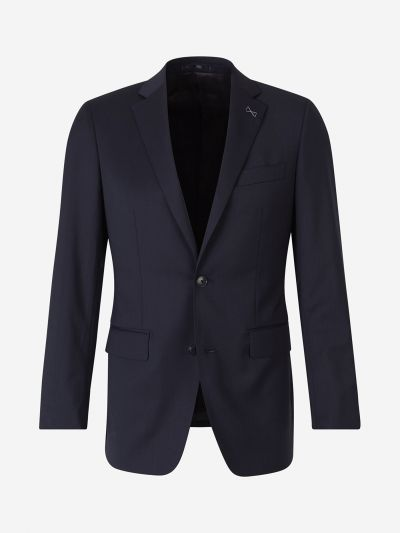 Two Button Wool Suit