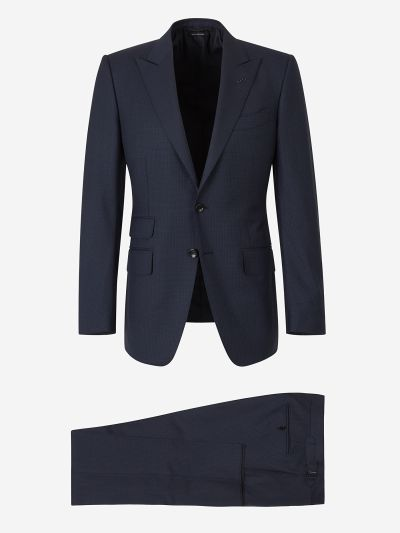 O'connor Wool Suit