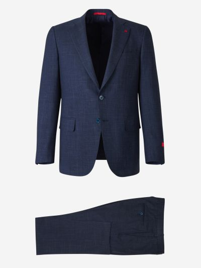 Wool and Linen Suit