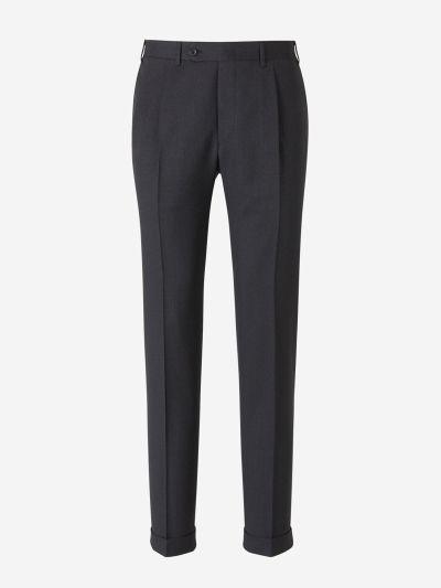 Pantalones Clásicos Lana