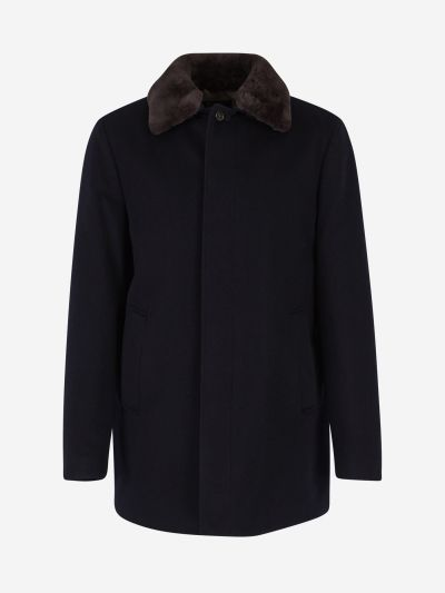 Berger Cashmere Coat