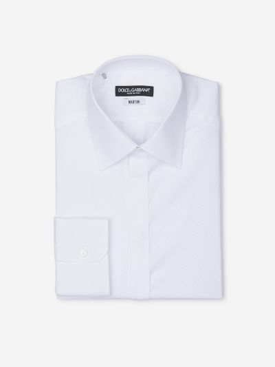 Martini jacquard shirt