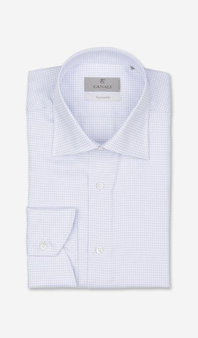 Camisa Algodón Cuadros
