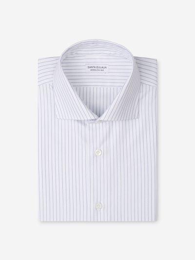 Herringbone Striped Shirt