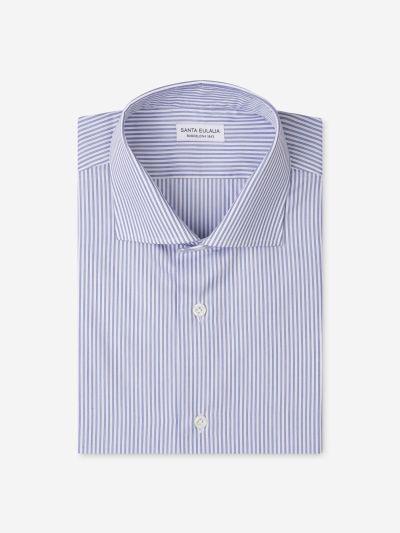 Camisa Popelín Ratlles