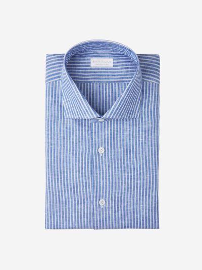 Striped Linen Shirt