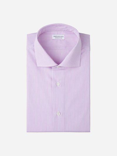 Striped Cotton Formal Shirt
