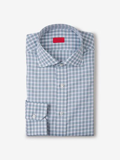 Camisa Cotó Quadres