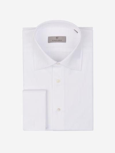 Camisa Vestir Puño Doble