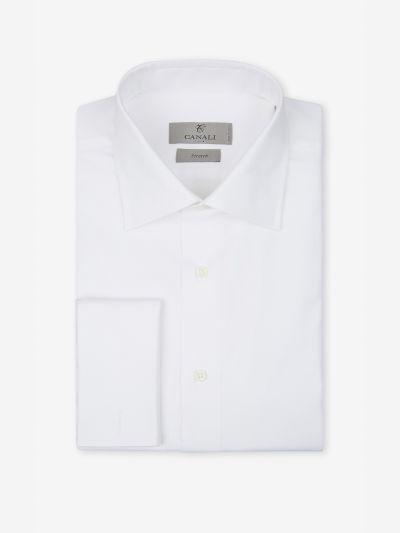 Camisa cotó llisa
