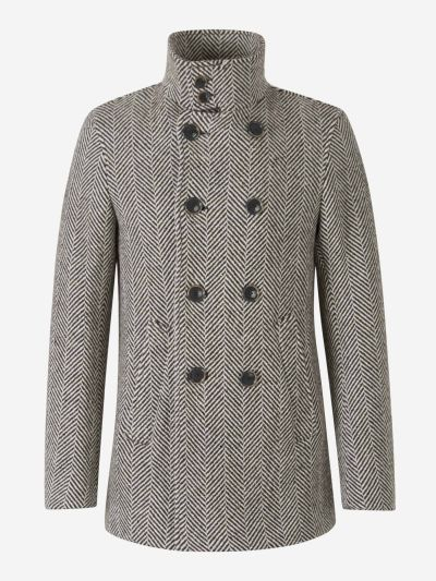 Wool Resort Coat