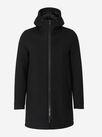 Incotex Hooded Coat