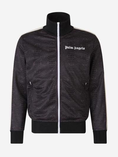 Track Croco Jacket