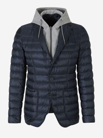 Hoodie Padded Jacket