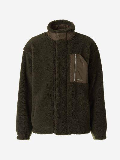 Wool Fleeced Jacket