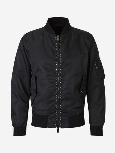 Rockstud Bomber Jacket