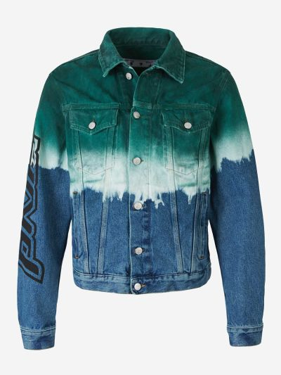 Denim Degrade Jacket