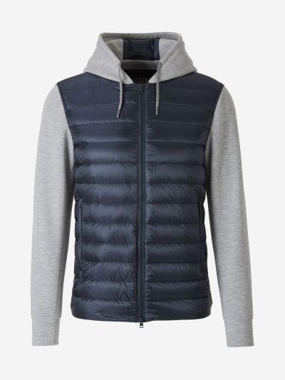 Padded Hoodie Jacket