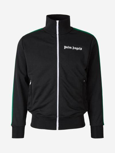 Track Logo Jacket