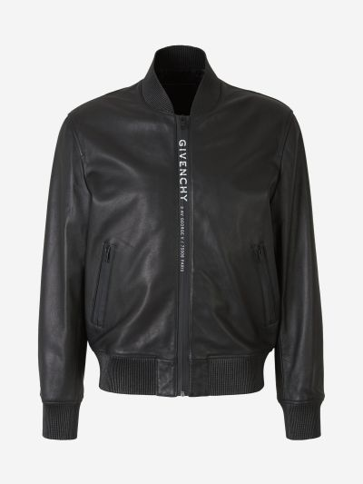 Adress Leather Jacket