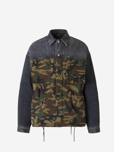 Convertible Jacket Coat