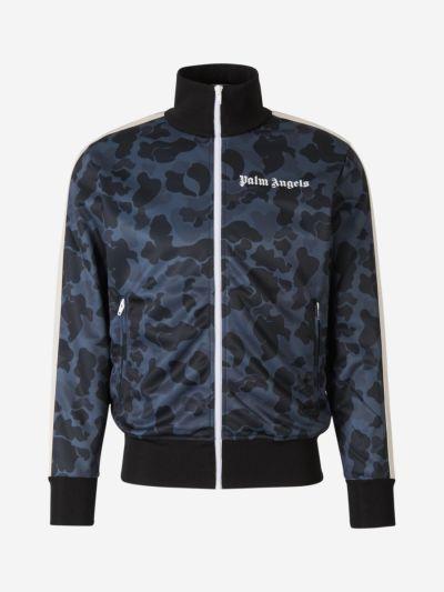 Camouflage Track Sweatshirt