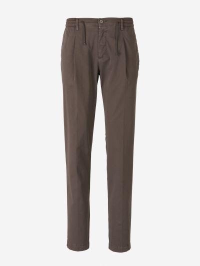 Pantalones Cintura Elástica