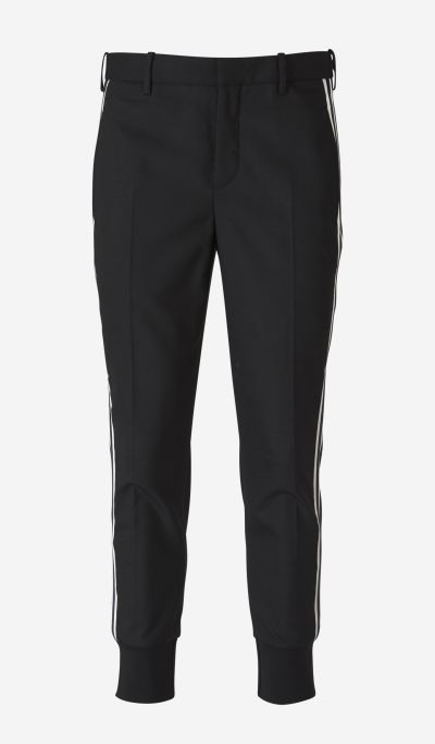 Pantalones Franja Lateral