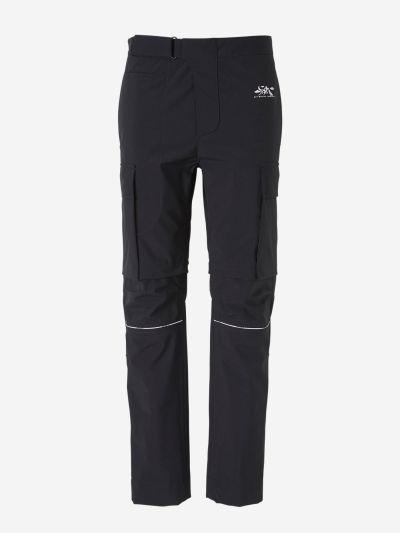 Tech Zip Cargo Pants