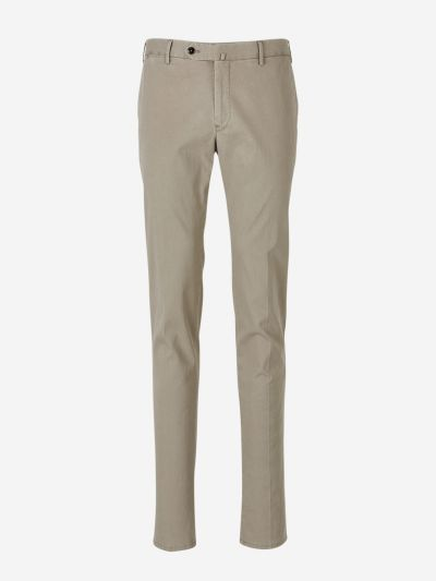 Super Slim Chino Trousers