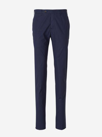 Pantalones Chino Popelín