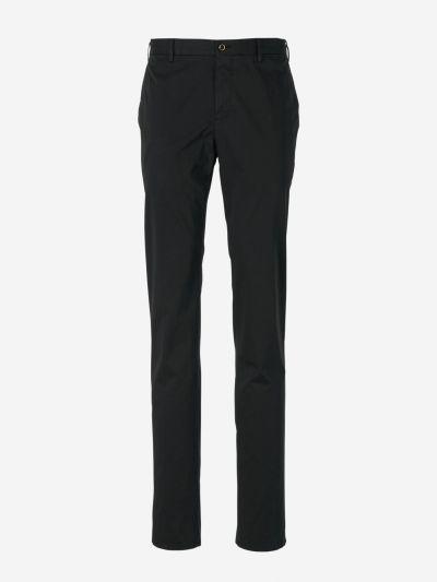 Pantalones Chino Cintura Elástica