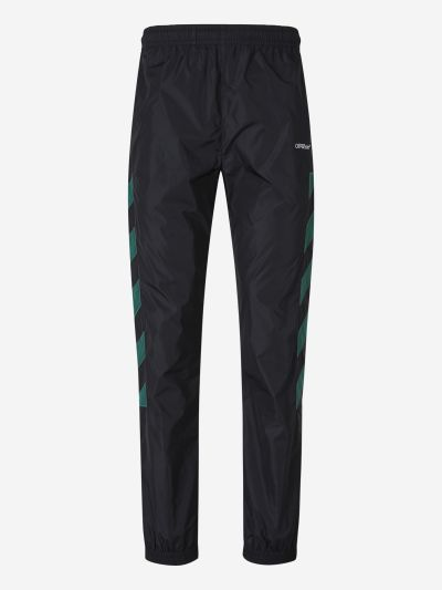 Nylon Tracksuit Pants