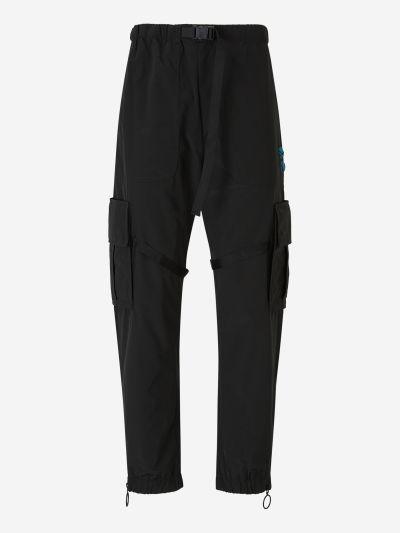 Cargo Nylon Pants