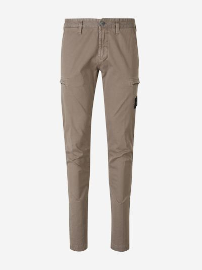 Cargo Logo Trousers