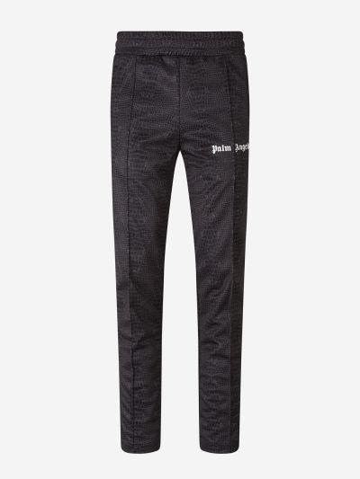 Croco Track Pants