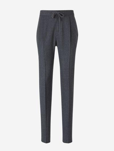 Pantalones con cintura Elastica