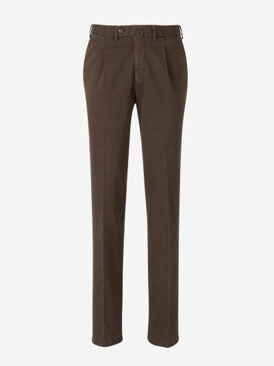Velvet Effect Pants