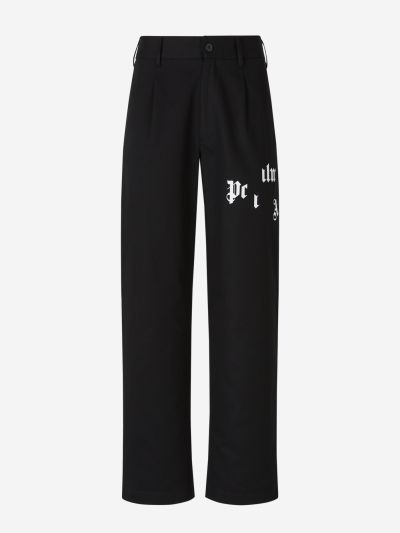 Broken Logo Pants