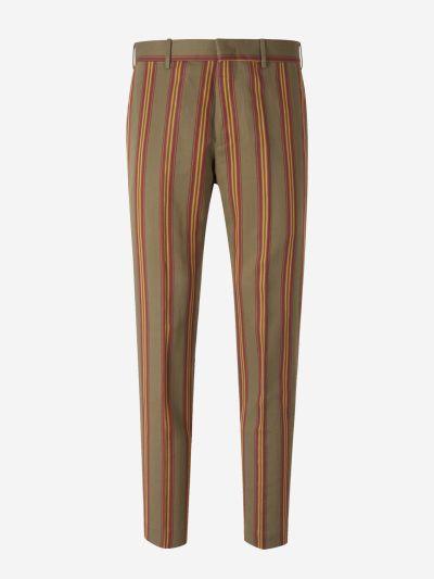 Pantalons Chino Ratlles