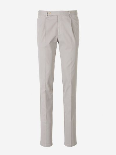 Cotton Darts Trousers