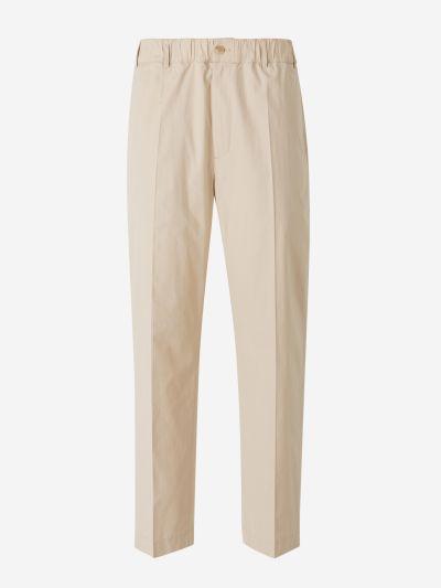 Pantalones Pull-On