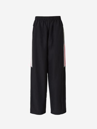 Oversized Tracksuit Pants